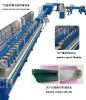 Hot European Roller shutters machine with foaming machine