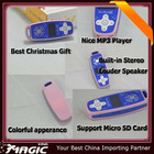 Large Wholesale mp3 player with built in speaker