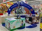 promotional counter,Supermarket Goods Shelf Manufacturer