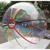 Inflatable water hamster ball for water sports