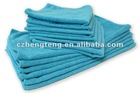 12 Microfiber Cleaning Towels Rags Household Cloth Set