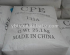 chlorinated polyethylene chemical cpe 135A