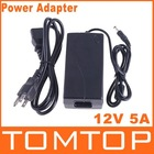 12V 5A 60W AC Power Supply Adapter for LCD Monitor Cord