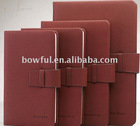 BF-NB021 PU Leather Paper Notebook Case
