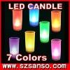 LED candle/led flameless candle