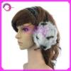 Fashion fur earmuff RQ-E08