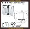Shower room special glass door stainless steel activities link accessories