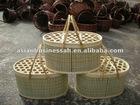 bamboo tote basket,hangding bamboo basket