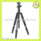 New design Beike BK-476 camera carbon tripod for ipad built in monopod