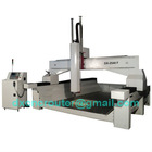 delta woodworking machines DX-2540 CNC 3d foam cutting and engraving machines for MDF, PVC, FOAM with high quality