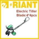 1400W Electric Tiller
