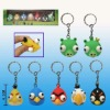 Hight quality Eco-friendly pvc key chain