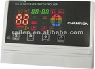 "Solar Intelligent Controller ""Champion"", Control Temperature"