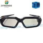 2012 New wireless active shutter 3D glasses for TV