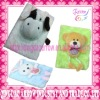 Hot-sale cartoon plush photo ablums