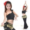 10 colors option 2012 Quality guaranteed belly dance wear 233456616