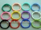 Silicone sport watch with customized logo
