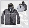 men's winter 100% nylon ski Jacket