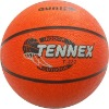 student's and schools training rubber basketball