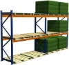 High Rise Pallet Storage System