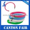 PVC bracelet pen,flexible ball pen,bracelet ball pen
