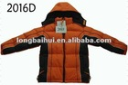 kids clothing wholesale for boy's winter jacket