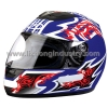 ECE&DOT Approved Full Face Helmet