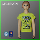 child clothes cotton spandex printing kid clothes t shirt
