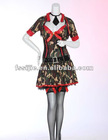 Cosplay Game Play Vintage Split Cute Sexy School Uniforms