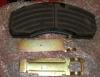 brake pad for Trucks : WVA29108