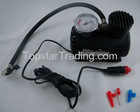 Multifunction 250PSI plastic car air compressor