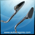 ADT-SF015 chrome motocycle rearview mirror