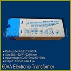 60W electronic transformer