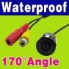 170 degree Car Rearview Waterproof Back up Camera 480TVL P120