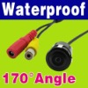 170 degree Car Rearview Waterproof Back up Camera 480TVL P120
