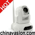 IP Surveillance Camera with 10x Optical Zoom, High Speed PTZ