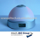 New projection alarm clock vibrating clock