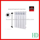 Bimetal radiator for Russia market home heater with CE/EN442 and Rohs Model.500D
