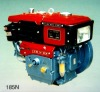185N (8HP) Water Cooled Diesel Eengine with Condenser