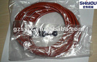 Isuzu cylinder liner o-ring for DA640 engine