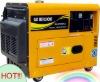 Diesel Standby Generator With Wheels