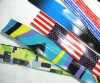 5# Nylon Zipper with Colored Tapes