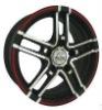 "Aluminum alloy wheel 14"""