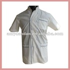 2012 hot sale 100% cotton chef uniform
