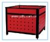 Luxury Design Supermarket Sale Powder Coating Promotion Shelf Table