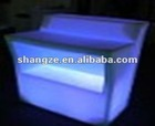 LED Bar Table/LED Bar Counter/Light up Bar Furniture