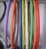 700c colored road bike tires