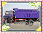 Top quality Famous Dongfeng 10 ton dump truck