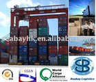 from China to surabaya Sea Freight/sea shipping service/forwarder agent