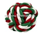 CIRCLE ROPE BALL pet toy